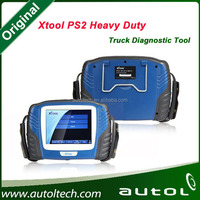 2015 High Performance Universal XTOOL PS2 Heavy Duty Scanner 24v trucks diagnostic scan tool