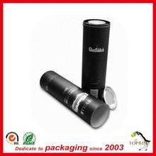 wine/tea/cookie lip balm tube paper eco friendly
