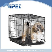 2015 China wholesale cheap bottom wire grid outdoor pet cage