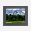 15'' capacitive waterproof touch screen monitor for electronic locker
