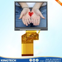 3.5 inch lcd digital counter display 320X240