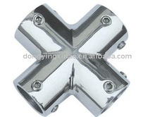 Stainless steel marine 90 degree connector