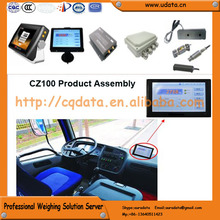 Electronics Vehicle TruckWeight Onboard Scale Automatic Weighing Systems GPS Product Recognition