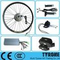bicicleta eléctrica eje sin escobillas dc magnético del motor kit de conversión para la rueda trasera