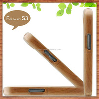 alibaba wholesale for samsung s3 wood phone case , wooden smart cover case for samsung galaxy s3- Worknet