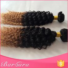 familiar with OEM ODM grade 7A virgin remy romance curl human hair extension