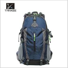 Best selling shoulder bag and waterproof sport backpack bag for hiking