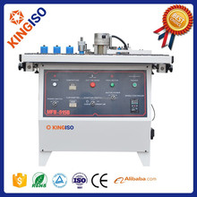 2015 New Product High Efficiency plywood manual edge banding machine