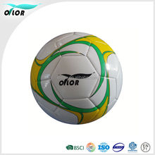 OTLOR Super-Safe Foam soccer ball - Yellow high quality cheap price factory supply customize your own soccer ball