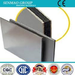 dark blue aluminum composite board