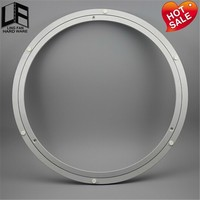 Furniture 360 degree executive furniture swivel plate,white lazy susan swivel recliner chair parts