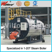 2014 Best Selling Product Made In China,Diesel Steam Boiler,Natural Gas Steam Boiler,