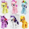 Hot Cartoon My little Pony Plush Dolls Soft Toys Stuffed Figures for children