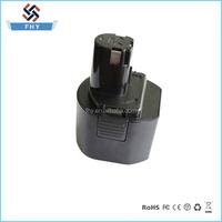 2.0Ah 9.6V NI-CD Power Tools batteries of RYO-9.6 for Ryobi