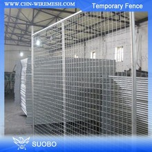 Galvanized Welded Mesh Used Temporary Fence For Sale Dog Panels Portable Fence Panels Construction Fence Foot