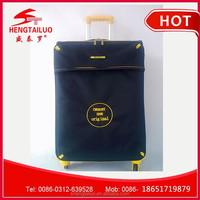 Popular Nylon luggage trolley bags soft trolley luggage vintage luggage for travel