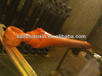 High quality excavator hydraulic arm/boom/bucket cylinder for hitachi/komatsu/cat/kobelco/volvo