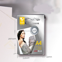 Factory price!All size water proof metallic luster photo printing paper