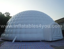 HOT customized inflatable dome tent for events