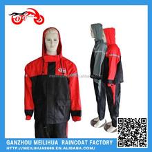 Best price 320T Polyester Nylon Waterpoof raincoat for men