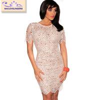 China Women's Clothing Manufacturer Design Women Dress Plus Size XXXL Sexy Mesh Dresses