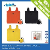cheap eco 190T nylon foldable shopping bag