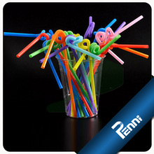 Food Grade PP Free Straw With High Quality