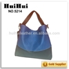 silk bag foldable bag travel ladies colorful shoulder bags with long handles
