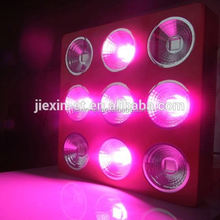 innovative design 540w plants flowering and fruiting LED COB grow light, LED Hydroponics light