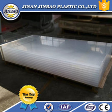 high impact clear and color acrylic board supplier