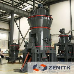Zenith cement sand plaster machine supplier with ISO