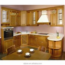 Modern particle board Kitchen Cabinet Kitchen Furniture for storage