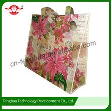 New Fashion Discount colorful foldable shopping bags