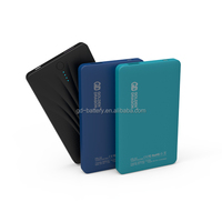 high quality power bank 5000mAh , universal backup battery for mobile phone-- GD-PB-5Z
