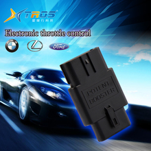 For both petrol and diesel car/auto trasmission and manual transmission car throttle accelerator,plug and drive obd2 chip tuning