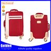 best seller nylon luggage wholesale large scale fashionable travel luggage trolley bag