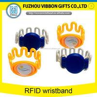 specilized fashion uhf rfid wristband for access control