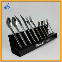 Japanese stainless steel knife and fork set cutlery for kids