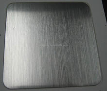 202 wiredrawing stainless steel plate made in china