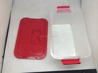With the handle plastic storage box plastic storage box spare parts