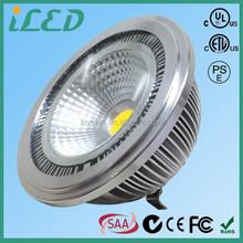 90 Degrees LED AR111 COB Downlight Natural White 4000K 12V 10W AR111 GU10 Led