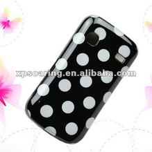 dot TPU case back cover for Samsung S5660 Galaxy Gio