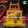 PVC inflatable toys kids slide for sale kids indoor slide