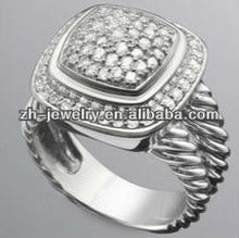 fashion jewelry making ring settings