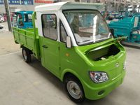 RHD electric drive mini cargo truck tricycle for sale