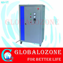 Water cooled enamel tube 50G 100G 150G ozone generator