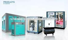 og22w 22kw china mejor calidad campbell características de un solo tornillo compresores de aire