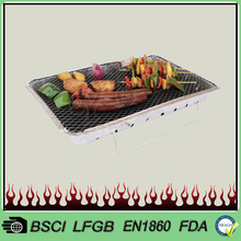 Top rated one way grill, disposal grill, one-off bbq grill