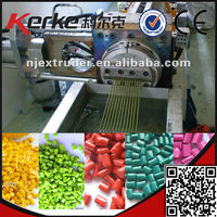 China Experienced Latest technology High-efficiency low price waste plastic recycling machine for extruder