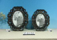OEM factory hot selling funny picture frame Resin Material Art Work Picture Photo Frame